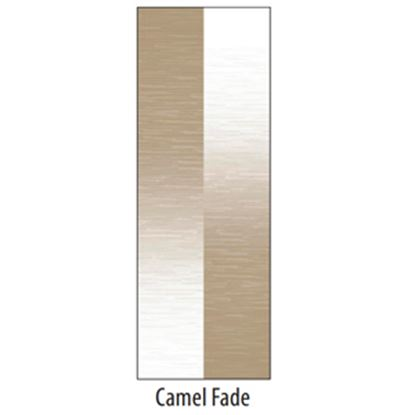 """Picture of Carefree  13' 2"""" Camel Shale Fade w/ W WG Vinyl Patio Awning Fabric JU146B00 00-1627"""