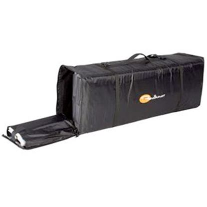 "Picture of Faulkner  14""H x 37-3/4""W x 7""D Black Nylon Camping Mat Bag 48829 01-0000"