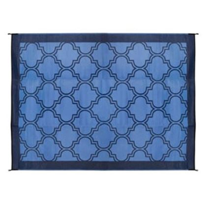 Picture of Camco  9' x 12'  Blue Camping Mat 42856 01-0740