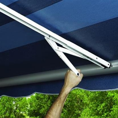Picture of Carefree  White Outer Awning Ground Support Arm 880503WHT 01-0979