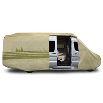 Picture of ADCO Winnebago (TM) Tan Polypropylene Cover For 24' Class B Motorhomes 64866 01-8668