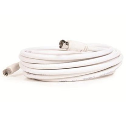 Picture of Camco  White 50' RG6U Coaxial Cable 64761 02-0011