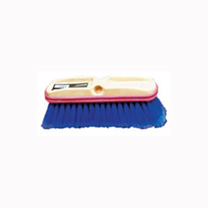 "Picture of Howard Berger HB Smith (R) Blue 10"" Car Wash Brush Head Only 402410 02-0525"
