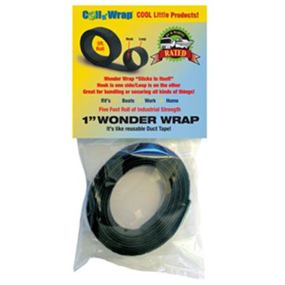 """Picture of Coil n' Wrap  1"""" x 5' Roll Wonder Wrap 006-73 03-0827"""
