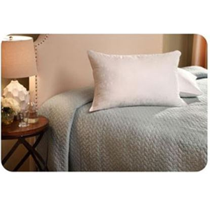 Picture of Denver Mattress  King Soft Polyester Fiber Pillow w/ 350 Thread Count Cotton Cover 343491 03-0837