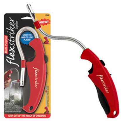 Picture of Beacon Power Flexstriker (TM) Butane Gas Lighter w/ Adjustable Flame 3040CR-BP 03-0906