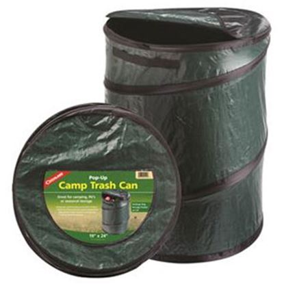 "Picture of Coghlan's  19"" x 24"" Pop-Up Camp Trash Can 1219 03-1912"