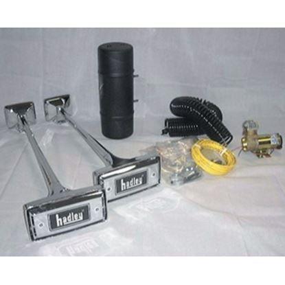 Picture of Hadley Ambassador (R) Ambassador Air Horn Kit H00977N 03-2592