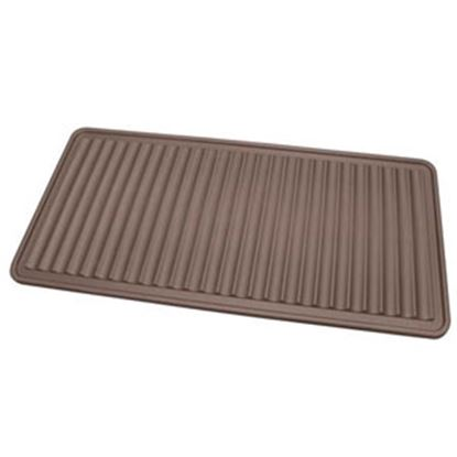 "Picture of Weathertech BootTray (TM) Brown 16""x36"" Boot Tray IDMBT1BR 04-2587"