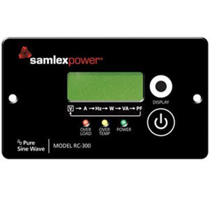 Picture of Samlex Solar  Inverter Remote Control For Samlex 3000 Watt Models w/25' Cable RC-300 04-6505