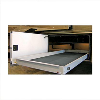 Picture of MOR/ryde MOR/stor 225 lb Refrigerator/ Freezer Slide Tray SP56-115 05-0495