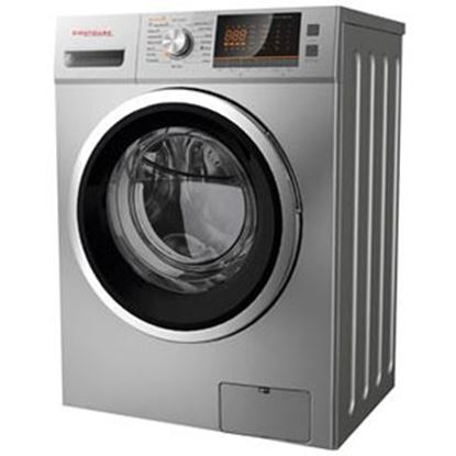 "Picture of Contoure  23-1/2""W Silver 15.5LB Clothes Washer/Dryer Combo Unit RV-WD800S 07-0143"
