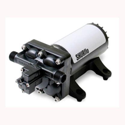 Picture of SHURflo  12V 4.0 GPM 55 PSI Fresh Water Pump 4048-153-E75 10-0119
