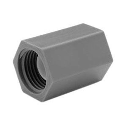 """Picture of Lasalle Bristol QEST 3/4"""" FPT Straight Fresh Water Coupler Fitting 64QC44F 10-0585"""