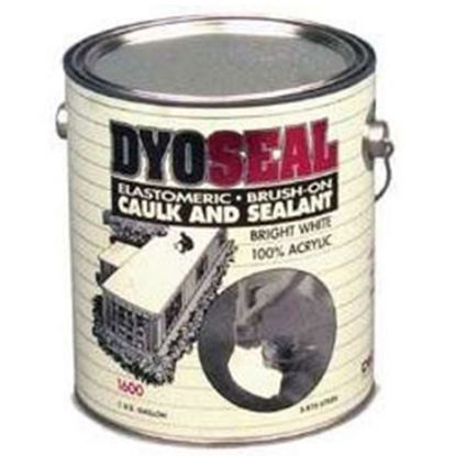 Picture of Dyco Paints Dyoseal (TM) White 4 Qt Can Roof Sealant DYC1600/4 13-0179