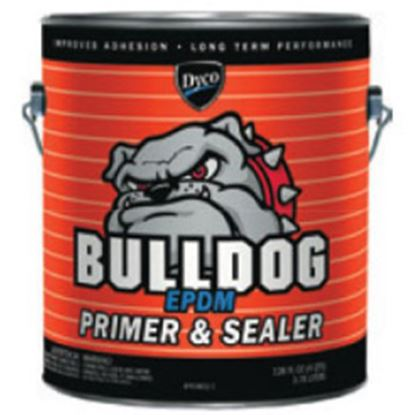 Picture of Dyco Paints Bulldog White 1 Gallon Roof Sealant Primer for EPDM DYC463/1 13-0238