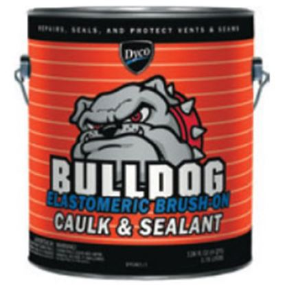 Picture of Dyco Paints Bulldog White 1 Gal Acrylic Caulk DYC461/1 13-0594