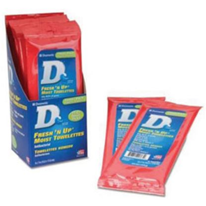 Picture of Dometic D (TM) Line Fresh N' Up 15-Pack Antibacterial Wet Wipes D1218001 13-0998