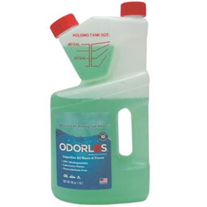 Picture of Odorlos  40 Oz Bottle Holding Tank Treatment V77002 13-1138