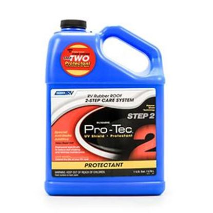 Picture of Camco Pro-Tec (TM) 1 Gal Rubber Roof Protectant 41448 13-1480