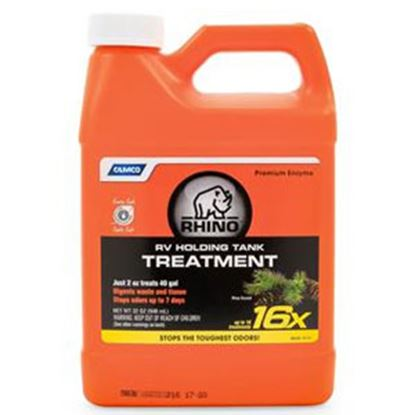 Picture of Camco RhinoFLEX (TM) 32 Oz Bottle Holding Tank Treatment w/Deodorant 41513 13-1532