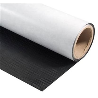 "Picture of AP Products Scrim Shield (TM) Black 28"" W x 25' L Scrim Shield Tape 022-BP2825 13-2600"