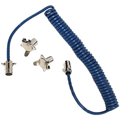 Picture of Blue Ox  4-Wire 7' Trailer Connector Extension BX8861 14-5261
