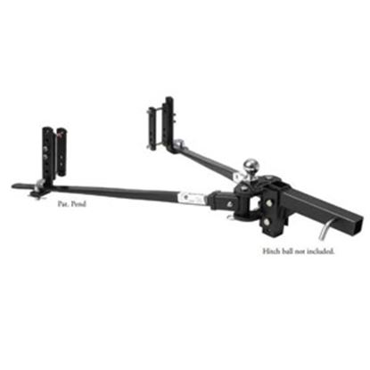 Picture of Fastway e2 (TM) 4,500 lb Trunnion Wt Distribution Hitch 92-00-0450 14-5619