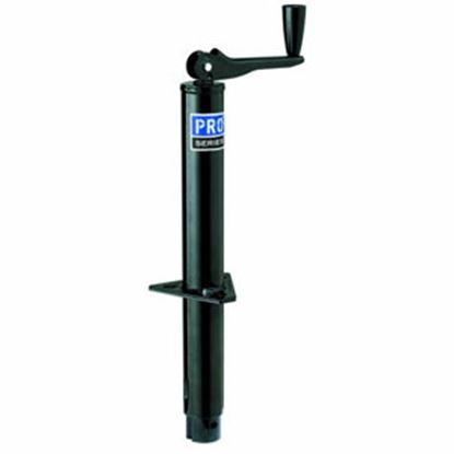 Picture of Pro Series Hitches Topwind Black 2000 Lb A-Frame Mechanical Trailer Jack EA20000303 15-0969