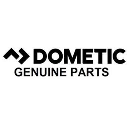 Picture of Dometic  Black Furnace Access Door For Atwood 32344 15-1888