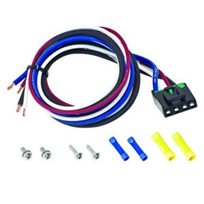 Picture of Tekonsha  1 Universal Plug Brake Control Wiring Harness 7894 17-0063