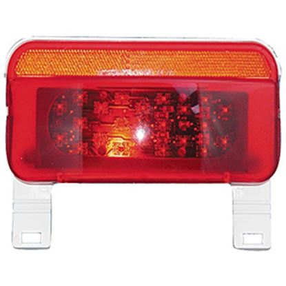 Picture of Command  LED Tail Light Assembly w/Bracket 003-81LM1 18-2271