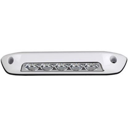 Picture of ITC  Black Rectangular LED Porch Light 69710-WH-6.5K-D 18-7655