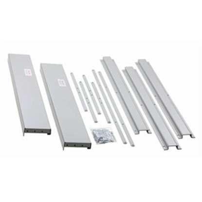 """Picture of Kwikee  37"""" Cargo Slide Trim Kit 370690 19-0709"""