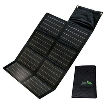 Picture of Nature Power  80W 4.4A Portable Solar Kit 55080 19-1539