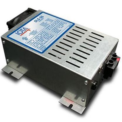 Picture of IOTA DLS Series 55 amp Deck Mount Converter/Charger DLS-55 19-2577