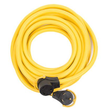 Picture of Arcon  25' 30A Extension Cord w/Easy Grip Foldable Handle 11533 19-3314