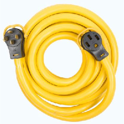 Picture of Arcon  30' 50A Extension Cord w/Easy Grip Foldable Handle 11535 19-3317