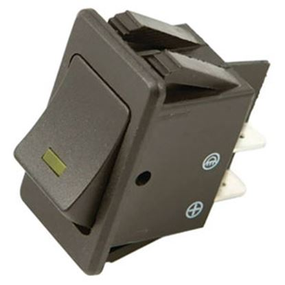 Picture of Battery Doctor  12V/ 20A Rocker Switch 20530 19-3675