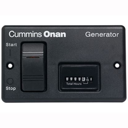 Picture of Cummins Onan  Deluxe Remote Panel w/ Diagnostic 300-5332 19-4023
