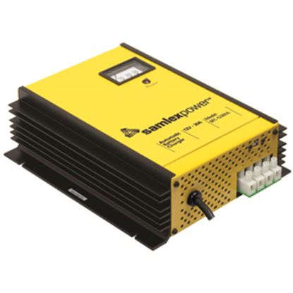 Picture of Samlex Solar  120/230V 2/3-Stage 30A 3-Bank Battery Charger SEC-1230UL 19-4734