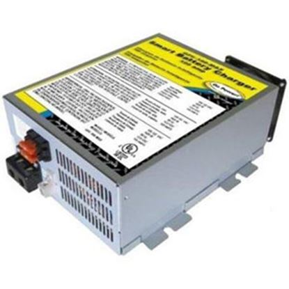 Picture of GoPower!  105-135V 4-Stage 45A Bank Battery Charger GPC-45-MAX 19-6864