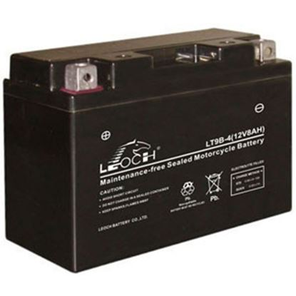 Picture of Kipor  12V 8Ah Lead Acid Generator Battery for Kipor LT9B-4 19-8533