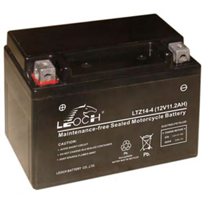 Picture of Kipor  12V 11Ah Lead Acid Generator Battery for Kipor LTZ14-4 19-8534