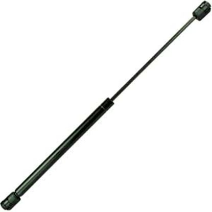 "Picture of JR Products  15"" 90 Lbs Gas Spring With Plastic Socket Ends GSNI-2125-90 20-0018"