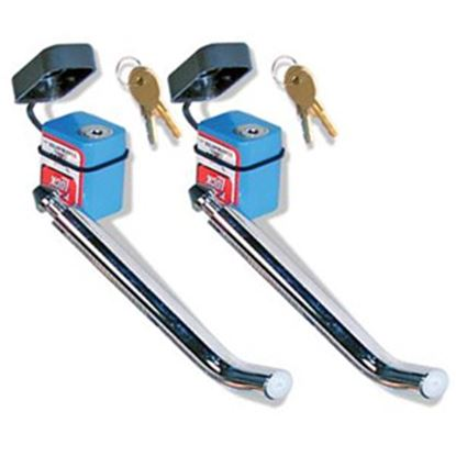 "Picture of Roadmaster  2-Pack 5/8""D Trailer Hitch Pin w/Keyed Lock 316 20-0459"