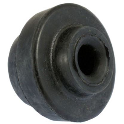 Picture of JR Products  Black Rubber Door Holder Insert For JR Products Plunger 10404 20-0721