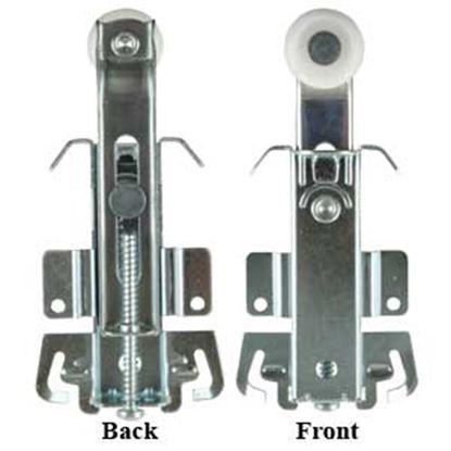 Picture of JR Products  2-Pack Top Mounted Door Roller For Closet Doors 20575 20-1992