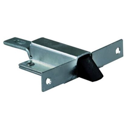 Picture of JR Products  Black Steel Access Door Latch For RV Baggage Doors 10945 20-2016