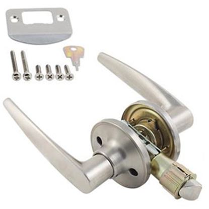 Picture of AP Products  SS Entry Door Lock 013-230-SS 20-2078